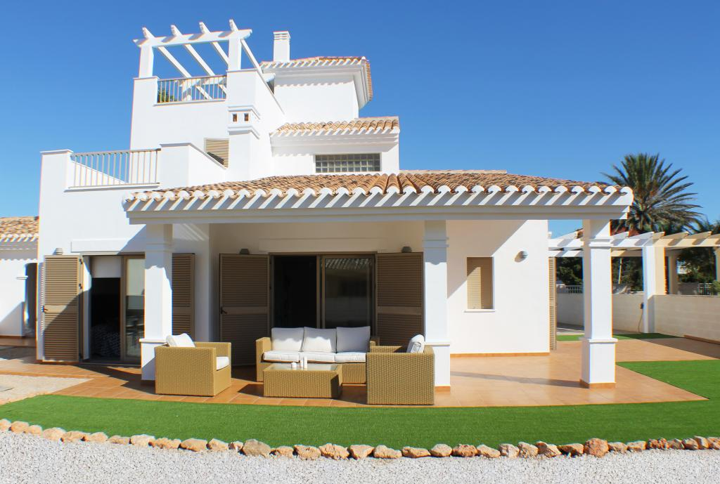 new build key ready in LA MANGA costa calida