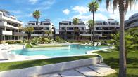 New build apartments Orihuela costa